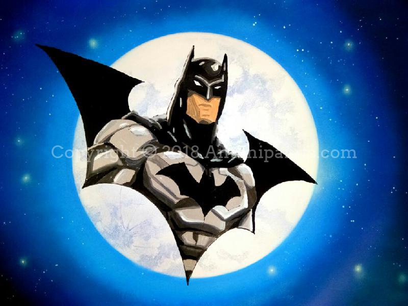 Batman Moon